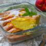 Torta pesche e yogurt senza burro e olio