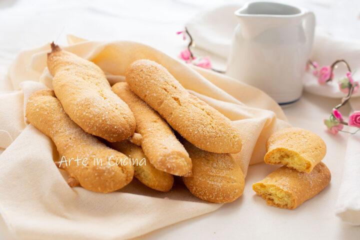 Biscottoni morbidi al limone senza burro e olio