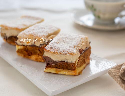 Zuppette nutella e caffè facili e veloci