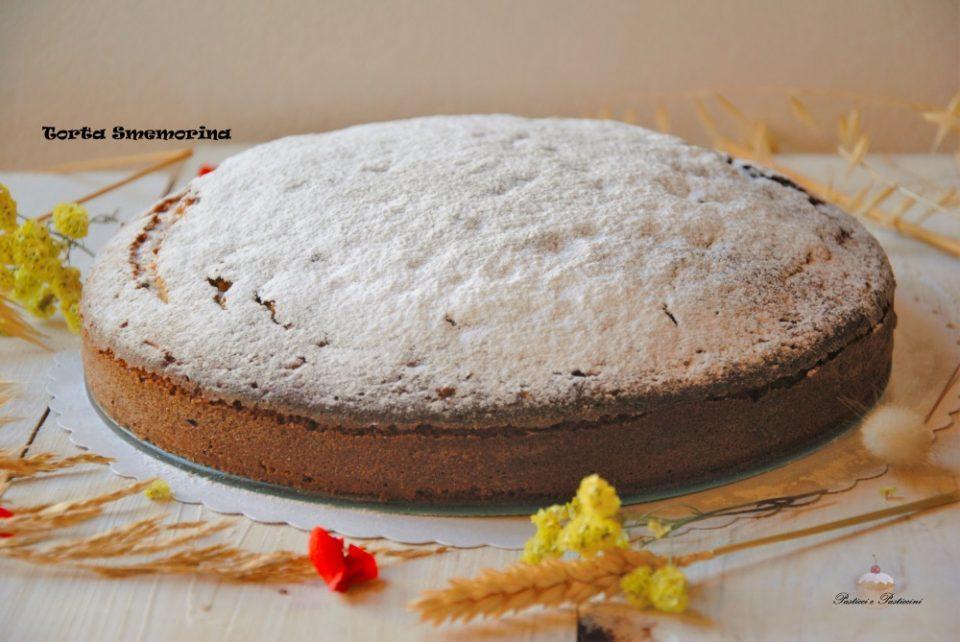 Torta Smemorina - Pasticci e Pasticcini Blog
