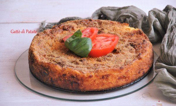 Gattò di Patate ricetta golosa