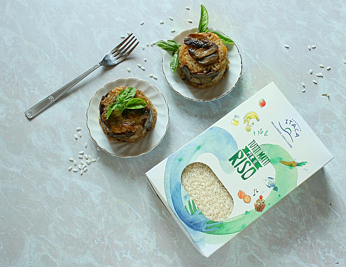 Tortini-di-Riso-e-Funghi- Pastisticci-e-Pasticcini