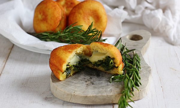 Bombette di Patate Ripiene di Broccoletti