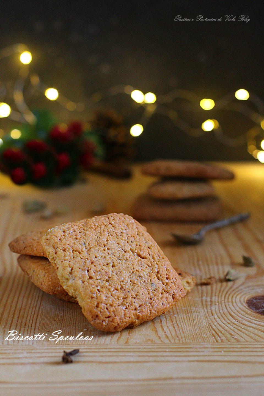 Gli Speculoos sono i biscotti più buoni delle feste natalizie