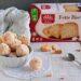I tartufini bianchi con fette biscottate sono preparati con ingredienti genuini