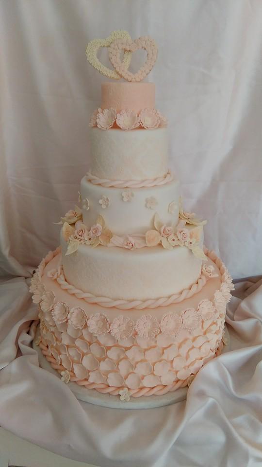 LE torte in pasta di zucchero ,la mia grande passione !