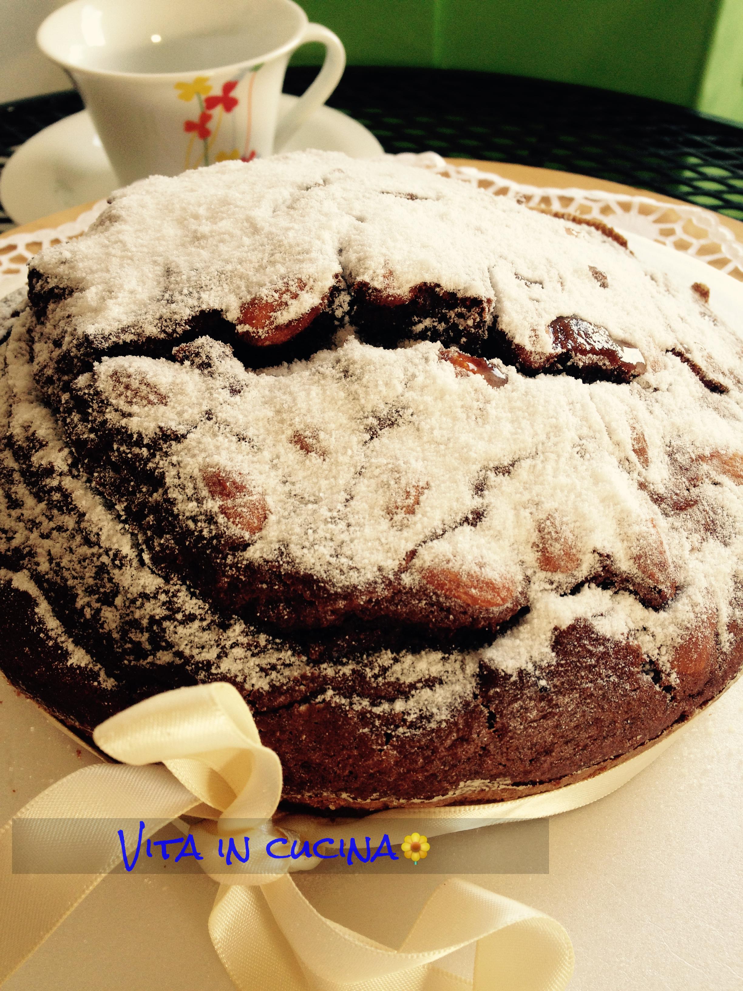 torta rustica morbidissima