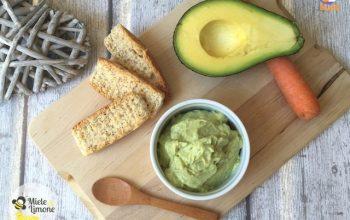 Crema di avocado - ricetta facile e veloce