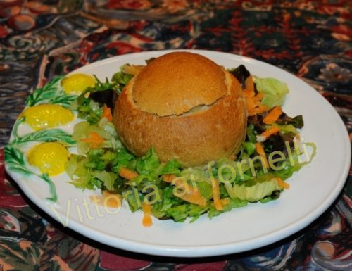 Panini imbottiti caldi, ricetta facile e sfiziosa