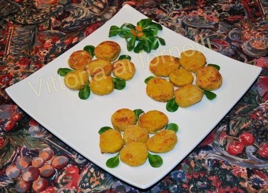 Polpettine di ceci al curry, ricetta facile vegetariana