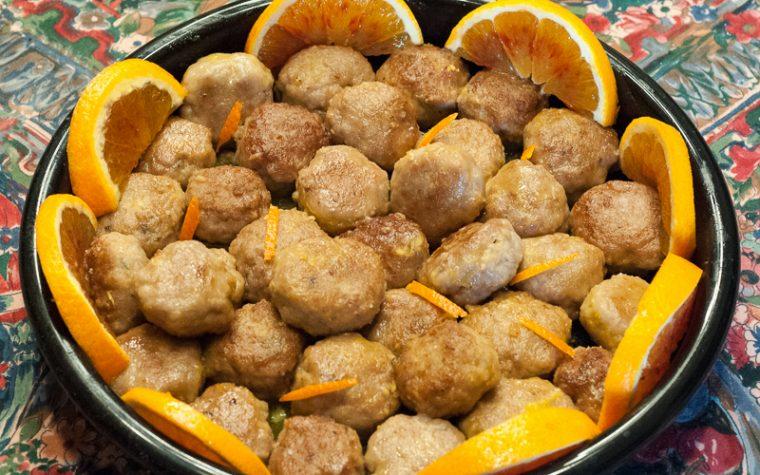 Polpettine all'arancia, ricetta facile
