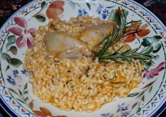 Risotto alla sbirraglia, gustosa ricetta tradizionale veneta