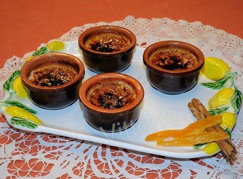 Crème brûlée, classico dessert francese