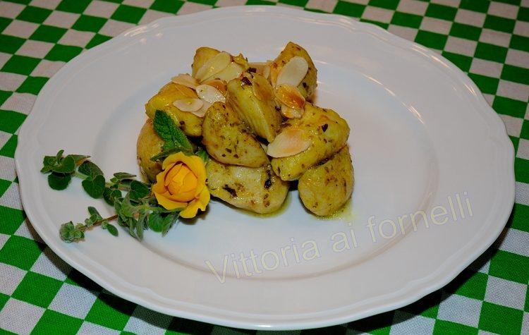 Pollo miele e limone, ricetta in padella