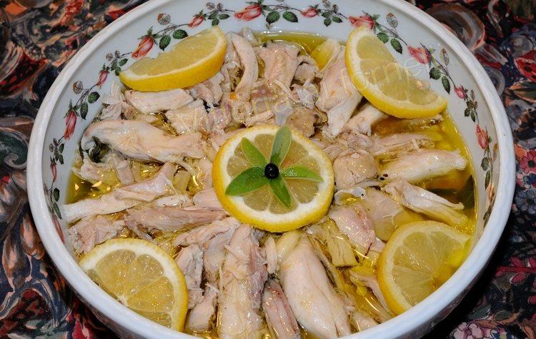 Tonno di coniglio, ricetta piemontese