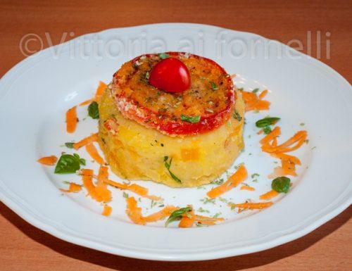 Tortino di patate, ricetta senza uova