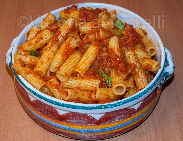 Ricette italiane di paste