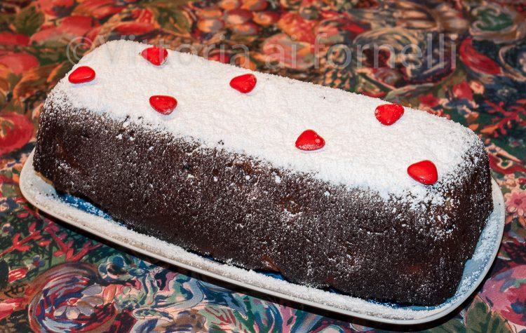 Plum cake cioccolato e pere, ricetta golosa