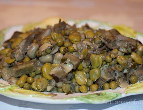 Frittella palermitana, ricetta tradizionale