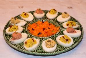 idee per il pranzo di Pasqua