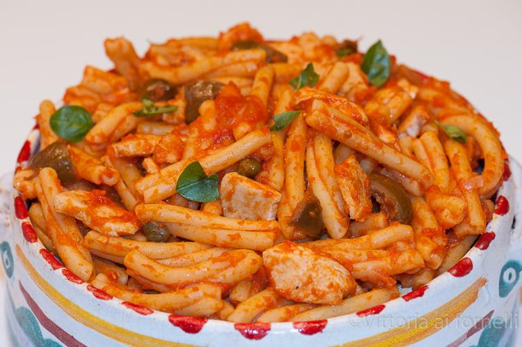 Pasta Con Pesce Spada Allagghiotta Vittoria Ai Fornelli