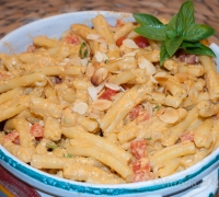Pasta al pesto ericino, ricetta siciliana