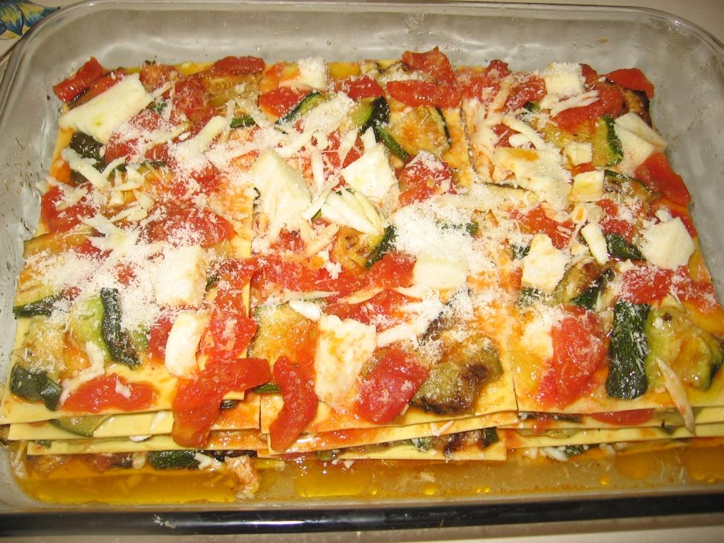lasagne con zucchine p