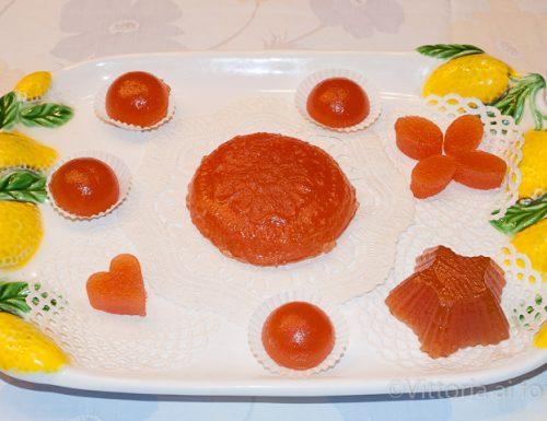 Cotognata, ricetta tradizionale siciliana