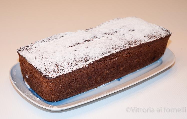 plum cake speziato