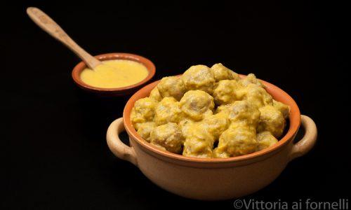 Polpettine al curry, ricetta sfiziosa