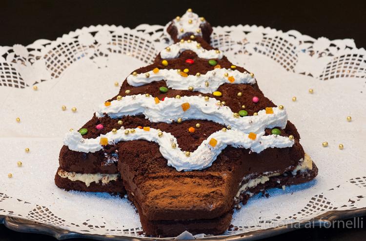 albero di cioccolato 1