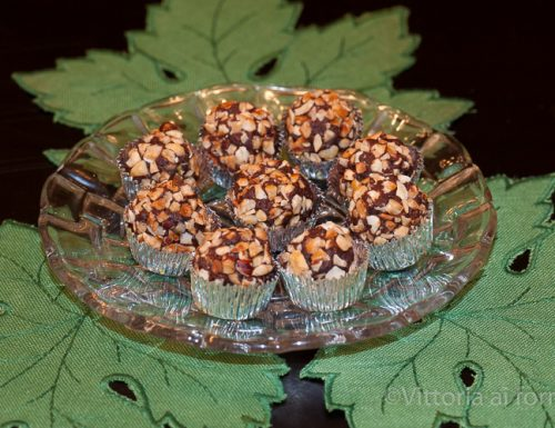 Bonbon cioccolato e mandorle, ricetta golosa