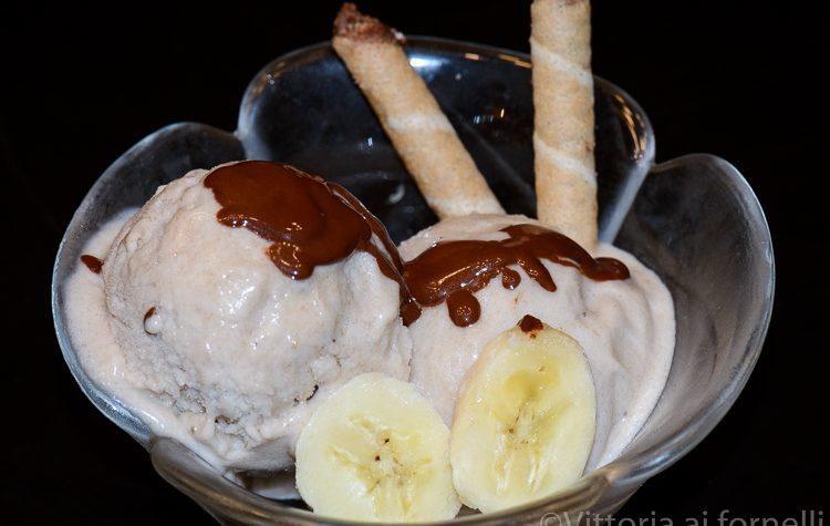 Gelato alla banana, ricetta senza gelatiera