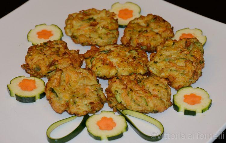 Polpette di zucchine e carote, ricetta semplice