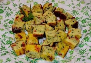 ricette di zucchine, bocconcini