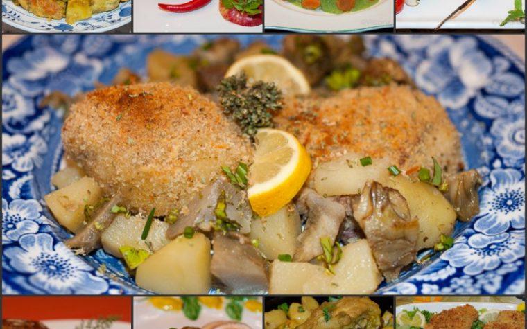 Ricette con il pollo, raccolta speciale