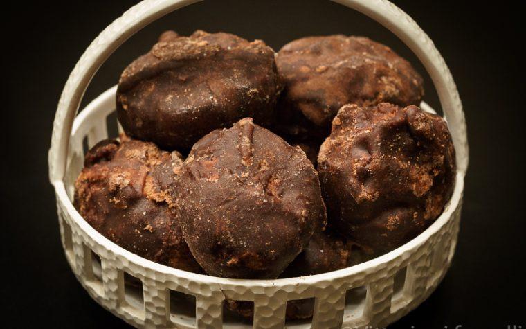 Totò, biscotti siciliani al cioccolato