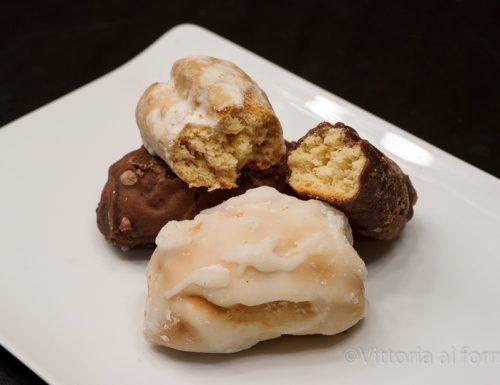 Biscotti regina e bersagliere, tipici catanesi
