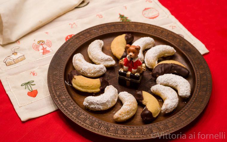 Kipferl, deliziosi biscotti natalizi viennesi