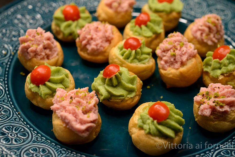 bigne salati