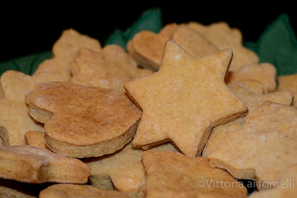 biscotti salati al formaggio e spezie