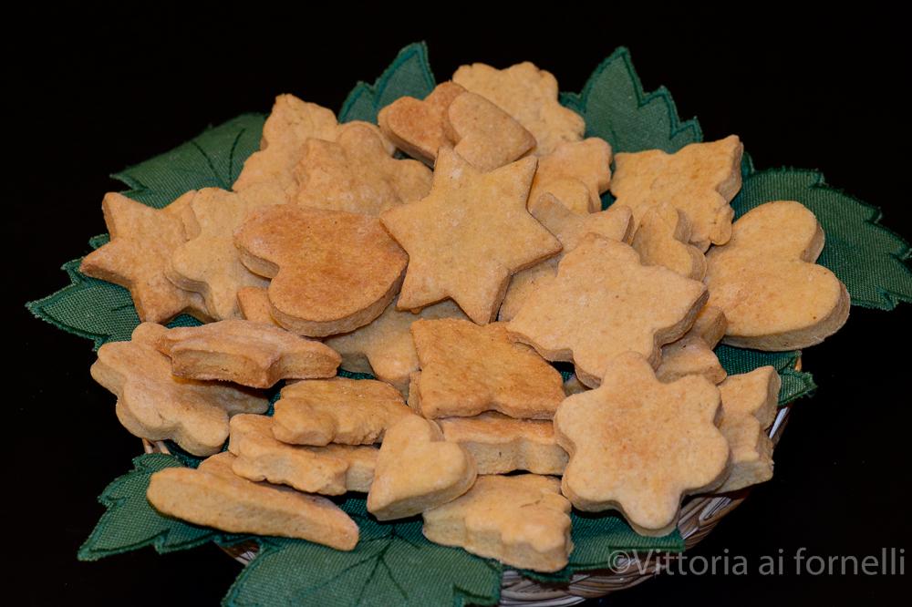 biscotti salati formaggio e spezie