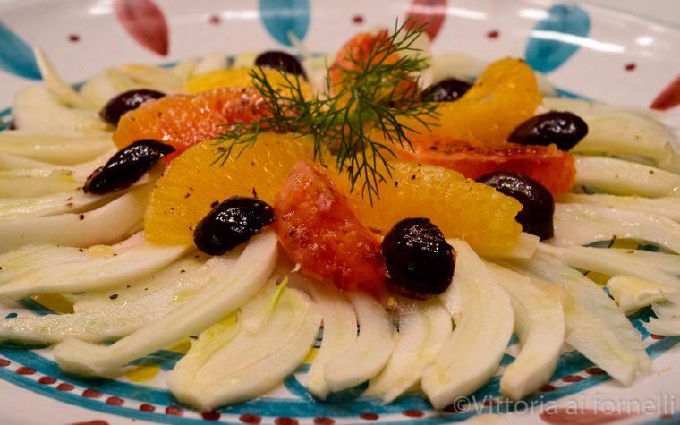 Insalata di arance, ricetta siciliana