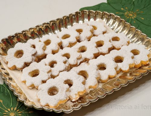 Margherite di Stresa, biscotti tradizionali