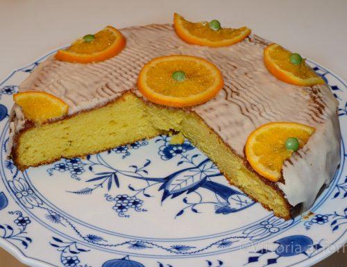 Brasiliana all'arancia, ricetta facile