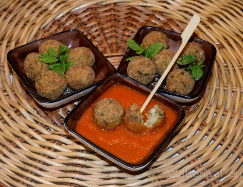 Polpette di sarde, ricetta siciliana