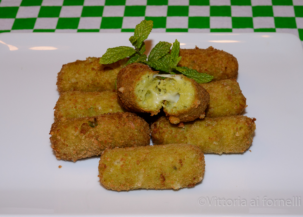 crocchette di fave