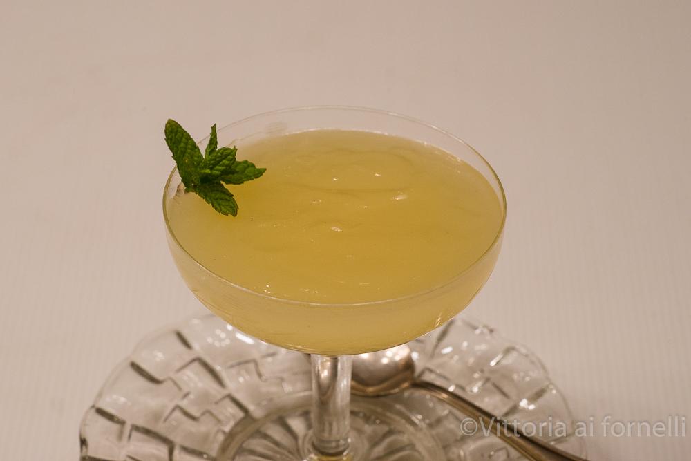 gelo di limone