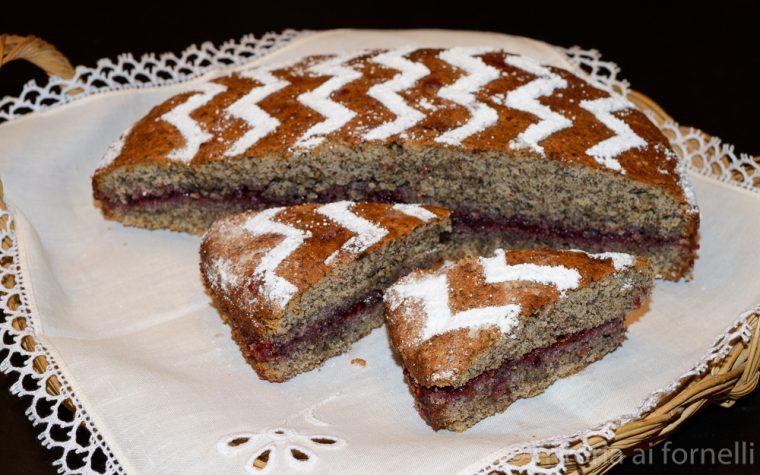Torta di grano saraceno, dolce tradizionale