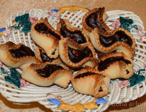 Mustazzoli, biscotti natalizi catanesi